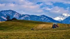 v blízkosti Západných Tatier