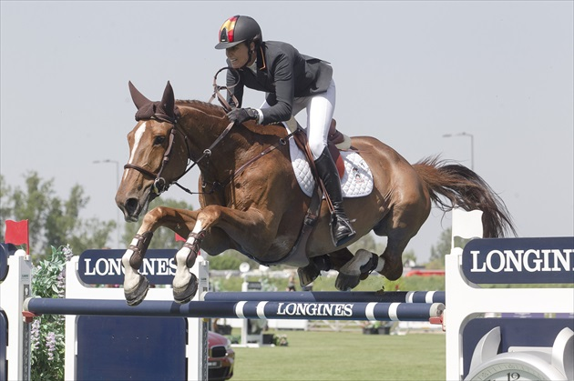 FEI Longines Nations Cup of Slovakia CSIO5*