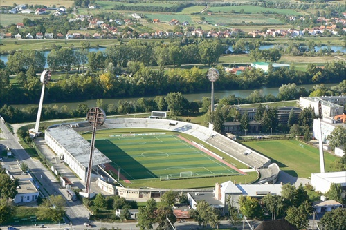 Trencin - stadion