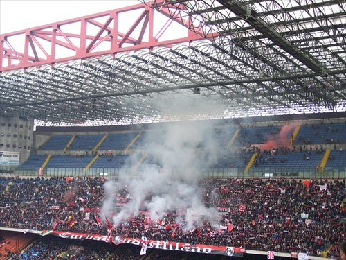 Fans AC Milano