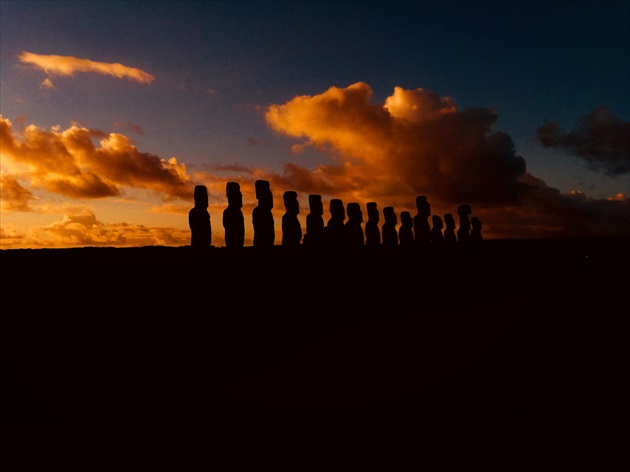 Good morning Isla De Pascua