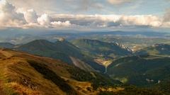 Ce kopce a doliny
