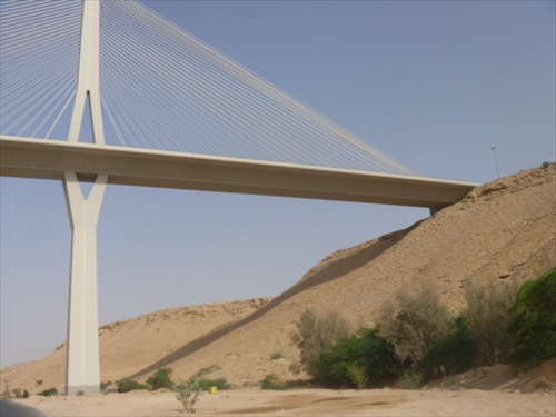 Riyadh - HANGING BRIDGE 1