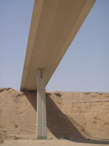 Hanging Bridge Riyadh 4