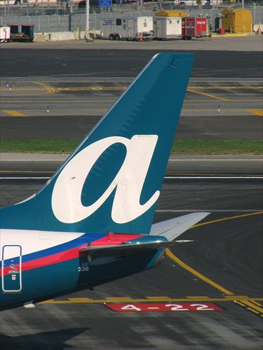 Chvosty lietadiel XXX - airTran Airways Boeing 737