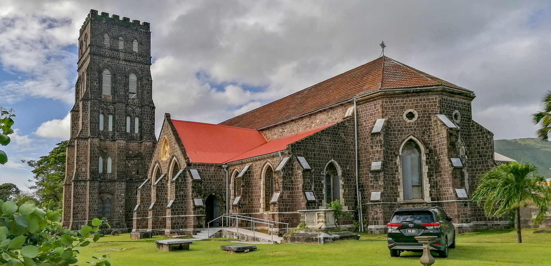 Saint George with Saint Barnabas Anglican Church