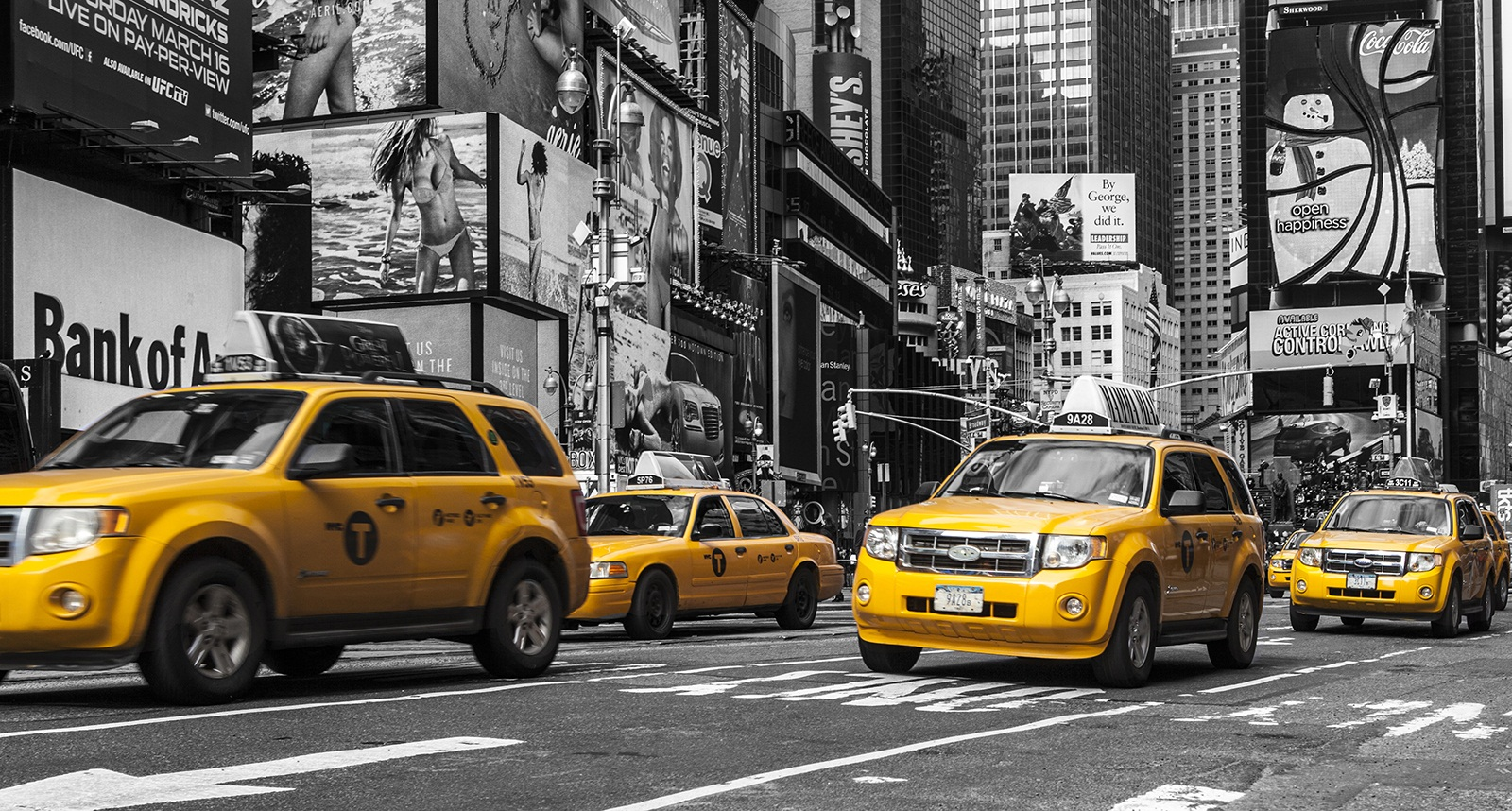 New York - Yellow Taxi