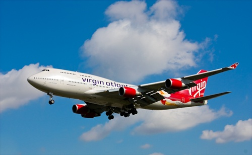 ...virgin atlantic