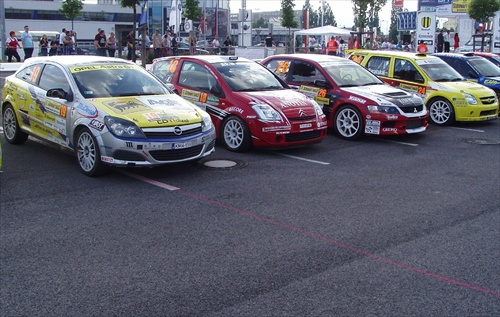 Rally Slovnaft