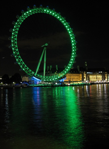 green ring of London