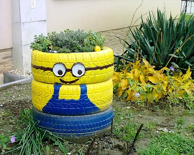 minion Michelin