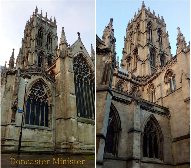 St George´s Minister of Doncaster