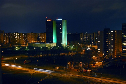 PETRZALKA- NIGHT