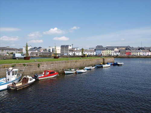 Summer in Galway