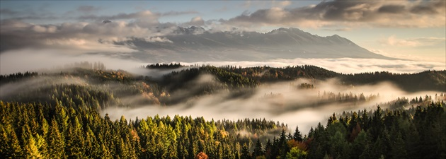 Colours of Tatras