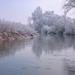 Pri rieke v námraze