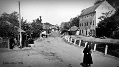 Dlha ulica rok 1936