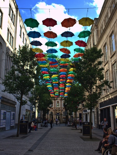 ADHD Foundation Umbrella project Liverpool