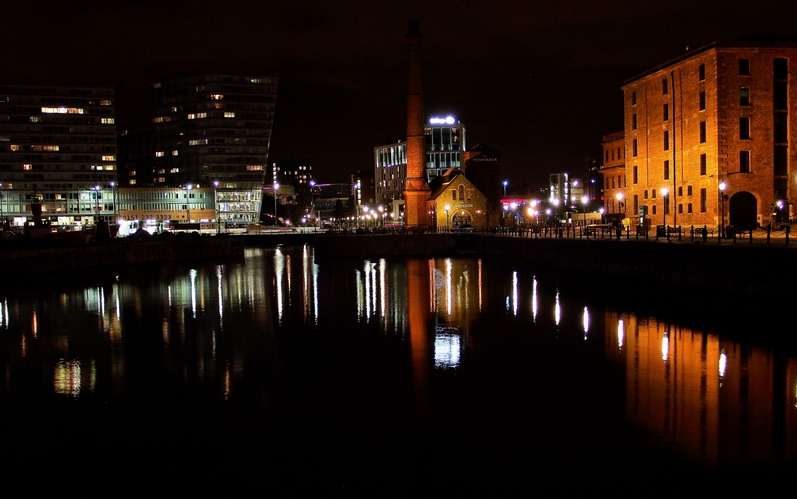 Pump House & Albert Dock