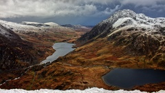 Llyn Ogwen,Tryfan,Llyn Idwal