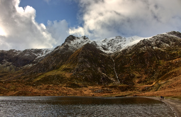 Llyn Idwal & Devil's Kitchen