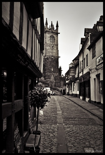 Shrewsbury - Fish Street
