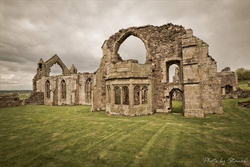 Haughmond Abbey II. (Shropshire, UK)