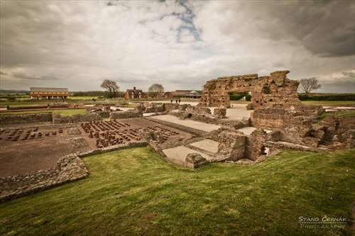Wroxeter Roman City I. (Shropshire, UK)