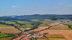 pohľad zo Spišského hradu