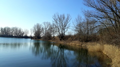 dnes pri jazere