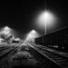 Noc na stanici
