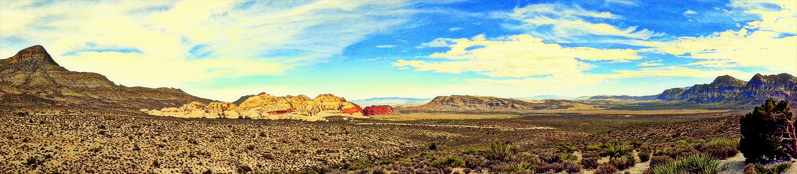 red rock canyon III