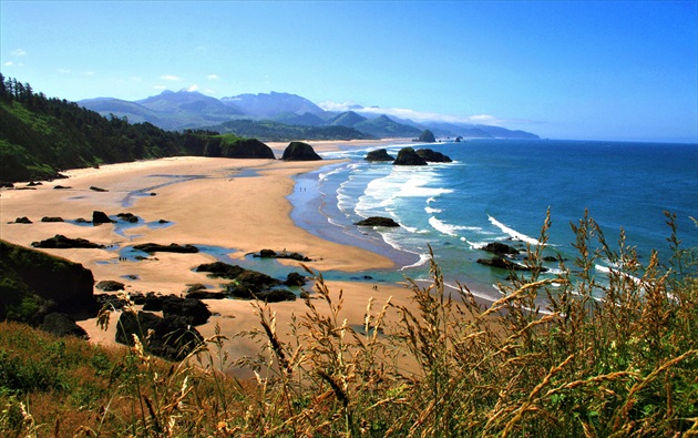 Cannon Beach...